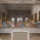The Last Supper by TilenHrovatic