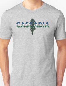 CASCADIA and The Doug Fir T-Shirt