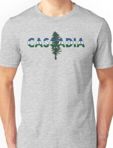 CASCADIA and The Doug Fir Unisex T-Shirt