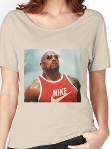 Dwayne Johnson Women's Relaxed Fit T-Shirt