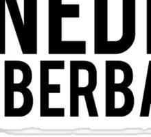 BENEDICT CUMBERBAGEL Sticker