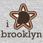 I <3 Brooklyn by quintinbell