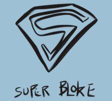 Super Bloke Kids Tee