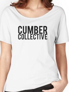 CUMBER COLLECTIVE Women's Relaxed Fit T-Shirt