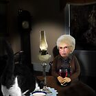 granny by lamplight by carol brandt