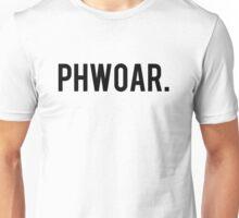 Phwoar. Unisex T-Shirt