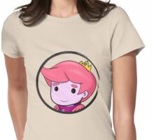 Prince Gumball  Womens Fitted T-Shirt