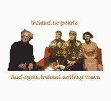 Ireland, no points by talkpiece