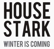 House Stark by ItsJeff
