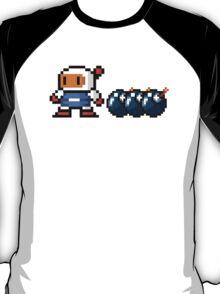 Bomberman pixel T-Shirt