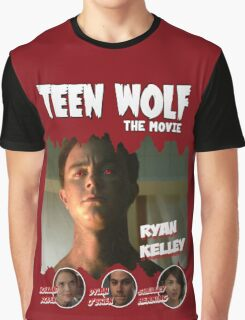 Teen Wolf Old Comic [Parrish] Graphic T-Shirt