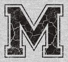M - the Letter Kids Clothes