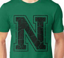 N - the Letter Unisex T-Shirt