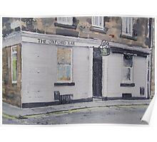Oxford Bar (Rebus's pub) Poster