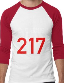 Panzer Aces - Otto Carius Men's Baseball ¾ T-Shirt