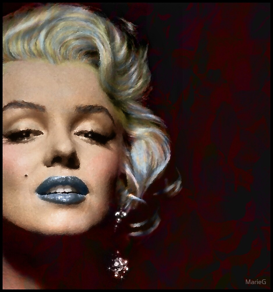 Diamonds Are A Girl's Best Friend... by MarieG