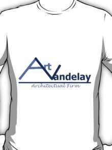Art Vandelay Architecture  T-Shirt