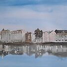 Leith Waterfront by Ross Macintyre