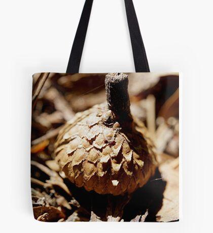 Acorn Cap Tote Bag