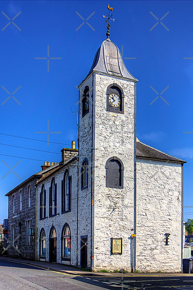 Town House, Newton Stewart by Tom Gomez