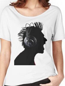 Music makes you lose control Women's Relaxed Fit T-Shirt