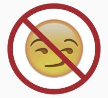 No Smirking Kids Clothes