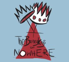 The Boney Kings of Nowhere Crowns One Piece - Short Sleeve