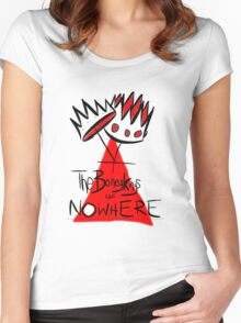 The Boney Kings of Nowhere Crowns Women's Fitted Scoop T-Shirt