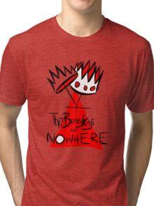 The Boney Kings of Nowhere Crowns Tri-blend T-Shirt