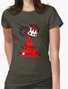 The Boney Kings of Nowhere Crowns Womens Fitted T-Shirt
