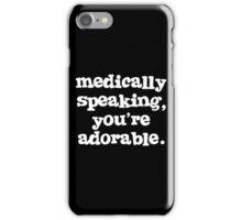 Medically adorable iPhone Case/Skin
