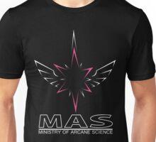 MAS Shirt (Full Wireframe +Text) Unisex T-Shirt