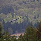 Dambusters 70 Years On - Flypast At The Derwent Dam - 5 by Colin J Williams Photography