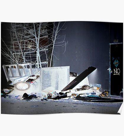 Dump Zone Poster