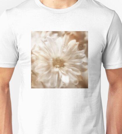 shine flower image T-Shirt