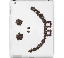 Happy Coffe iPad Case/Skin
