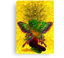 Troublesome Things Canvas Print