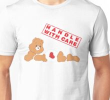 Handle With Carebear Unisex T-Shirt