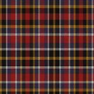 02369 Fulton County, Georgia District Tartan Fabric Print Iphone Case by Detnecs2013