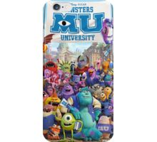 Monsters University iPhone Case iPhone Case/Skin