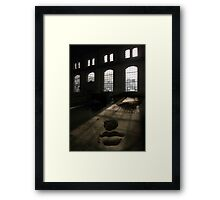 The Dreaming City Framed Print