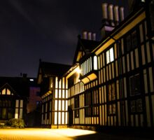 Coventry at Night - Tudor Sticker