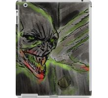 something wicked  iPad Case/Skin