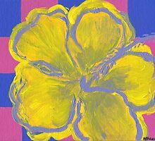 The Flower Popped by Melissa Vijay Bharwani