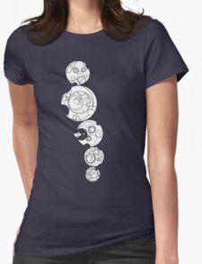 Circular Space Text T-Shirt