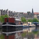 Leith, Edinburgh by Dorothy Thomson