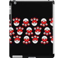 Pokemon Poke Ball Print iPad Case/Skin