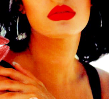 Selena Q xoxo Sticker