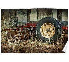 Big Wheels Keep On Churning Poster