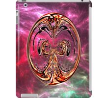 Zoomorphic Celtic Cross iPad Case iPad Case/Skin